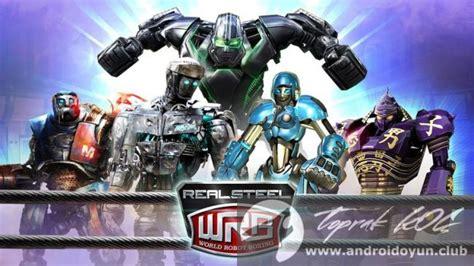 real steel wrb mod apk real steel wrb 32 32 894 para hile apk arşivleri android oyun club