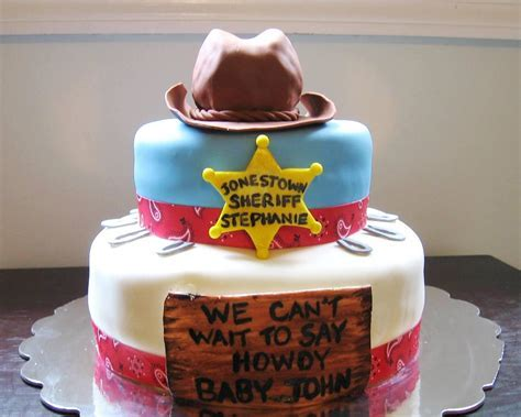 Cowboy Cakes ? Decoration Ideas   Little Birthday Cakes