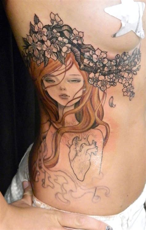 audrey kawasaki tattoo kawasaki