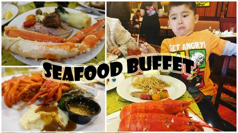 jackson rancheria seafood buffet youtube