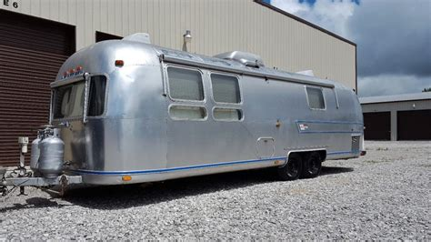 Airstream Awning For Sale by Vintage 1974 Airstream International Sovereign Cer For Sale