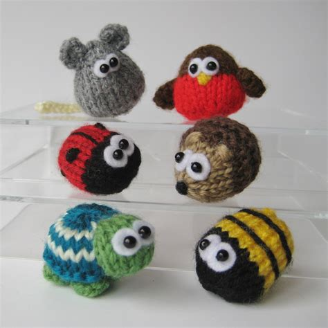 tiny knitted toys small knitted toys free patterns crochet and knit