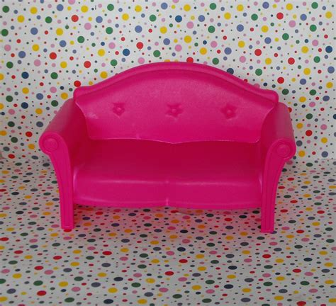 barbie glam vacation house with doll barbie glam vacation house couch sofa dollhouse furniture