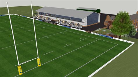Edgar M Nchengladbach Us Cars by Bridgnorth Rugby Club Unveils 163 1 5m Relocation Plans