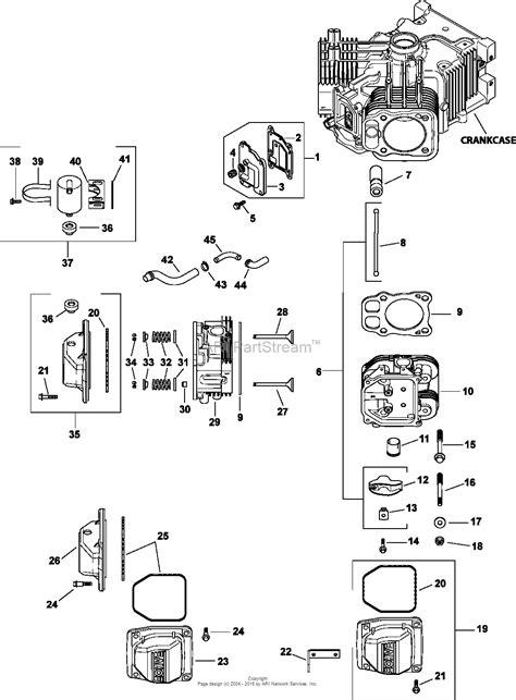 kohler parts diagram kohler cv25 69500 basic 25 hp 18 61 kw parts diagram for