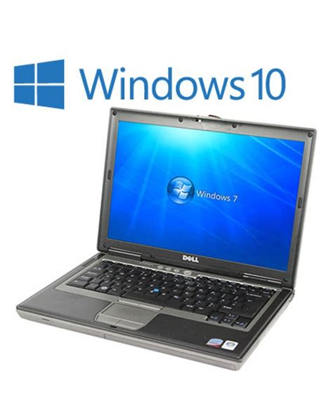 Laptop Dell Windows 10 dell latitude d630 widescreen 2gb laptop with windows 10 and 1 year warranty