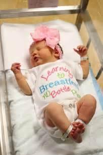 Breastfeeding baby newborn baby clothes baby hospital outfit nursing