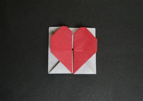 Fold Paper Hearts - 92 best images about origami birds cranes swans etc