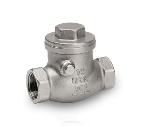4 inch swing check valve aliexpress com buy 11 4 inch bsp female h14 swing