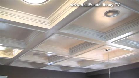 Do It Yourself Ceiling by Do It Yourself Coffered Ceiling On Vimeo