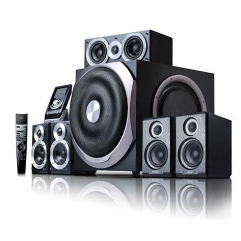 Edifier Speaker S760d 5 1 Hitam speaker edifier s760d