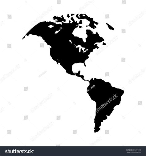map of america vector america map canada us america usa south america