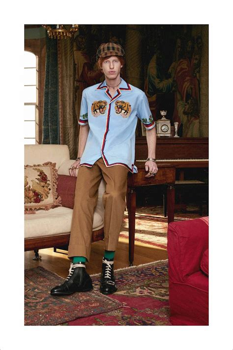 What Will You Wear This Cruise Collection by Shop Gucci S New S Cruise Collection