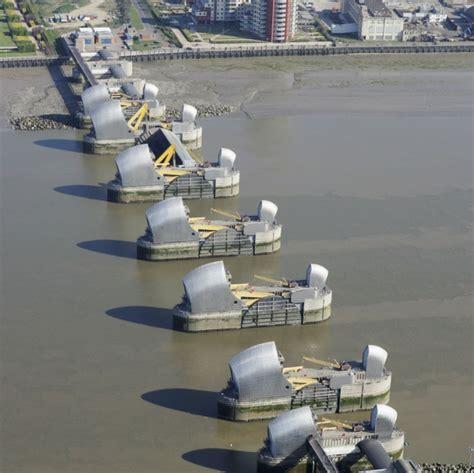 thames river flood barrier thames barrier england pinterest thames barrier
