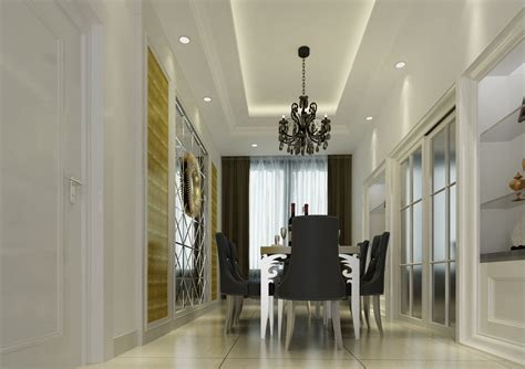 Interior Design Dining Room Interior Ceiling Design Of Dining Room 3d House Free 3d House Pictures And Wallpaper