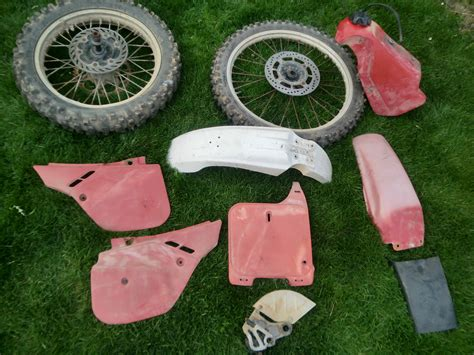 Motorrad Teile Zu Verschenken by Honda Crf 250 Teile Gegen Nen Kasten Astra Zu