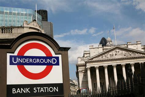 Banca Inghilterra by Stazione Sotterranea Della Banca Di Inghilterra Immagine
