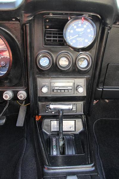 Auto Stang by Auto Shifter For 73 Stang The Mustang Source Ford