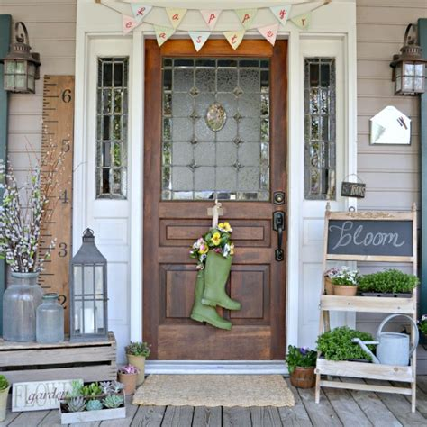 summer front porch cottage in the oaks 25 spring front porch ideas bright and refreshing design
