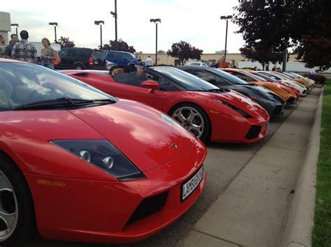 Rent A Lamborghini Denver The Grand Opening Of Lamborghini Denver The Fast Car