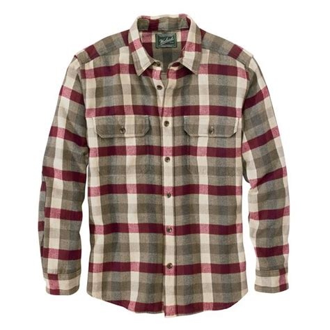 Flanel Tops woolrich s oxbow bend flannel shirt