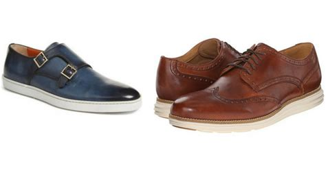 Dress Shoe Athletic Sole by 21 Things Should Never Wear