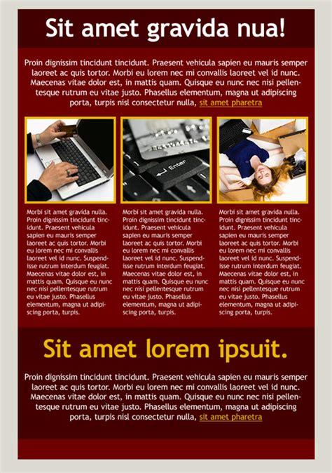information technology newsletter template oyle kalakaari co