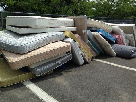 Used Mattresses by Recycles