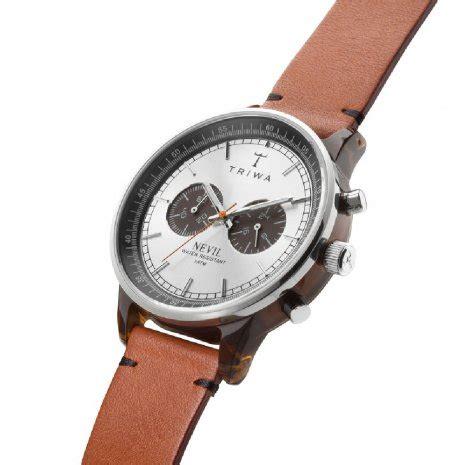 Shock Nevil Triwa Neac102 B Horloge Nevil Chrono