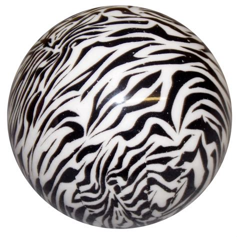 Zebra Knobs by Zebra Print Shift Knobs