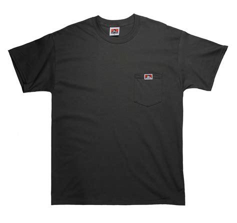 Ben Shirt pocket tees ben davis clothing