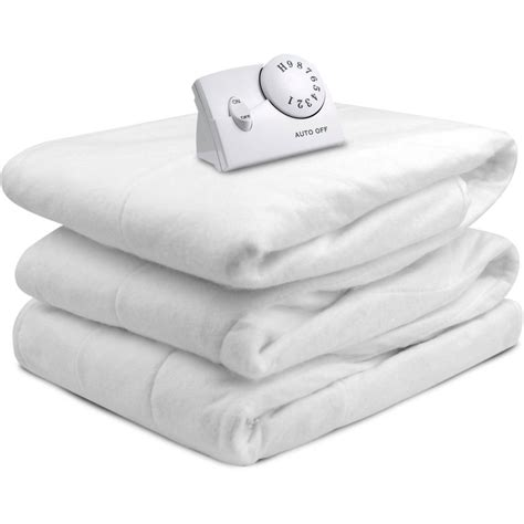 biddeford electric blankets heated mattress pad warm for
