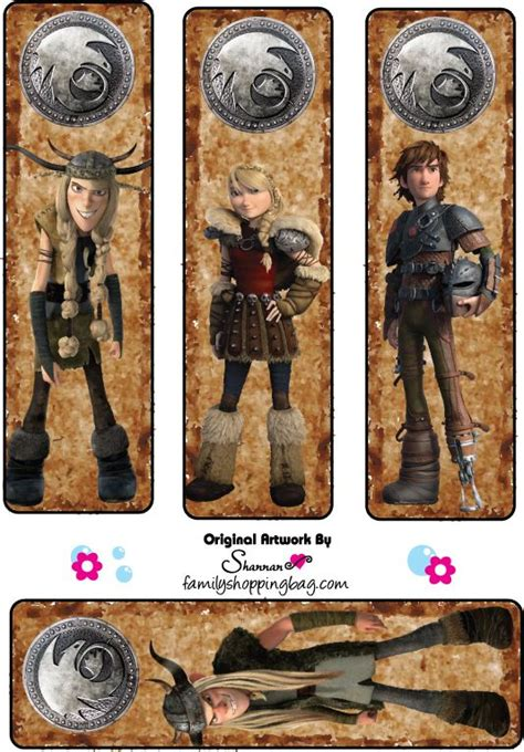 printable dragon bookmarks how to train your dragon 2 free printable bookmarks