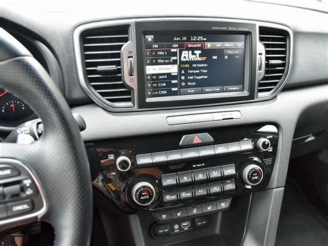 Kia Uvo System Review Powersteering 2017 Kia Sportage Review J D Power Cars