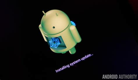 system updater android 11 tricks to make your android run faster android authority