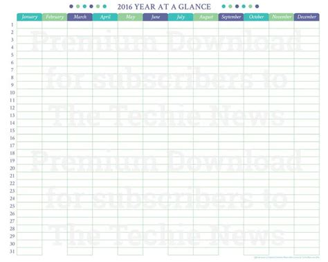 at a glance calendars 187 calendar template 2017