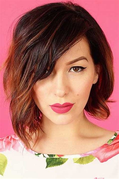 short asymmetrical bob haircuts 2015 hairstyles trend 20 short hair color trends 2015 the best short