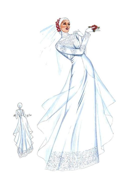 sketch design gaun 192 best images about the beauty of kebaya indonesia on