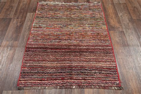 thick pile wool rugs thick pile modern 4x5 gabbeh shiraz area rug wool 4 7 quot x 3 6 quot