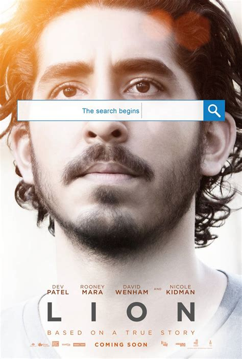 film lion trailer lion 2016 poster 1 trailer addict