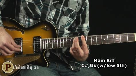 guitar lesson queens of the stone age queens of the stone age little sister guitar lesson