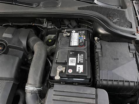 Batteriewechsel Audi A3 by Audi A3 8pa Batterie Wechseln