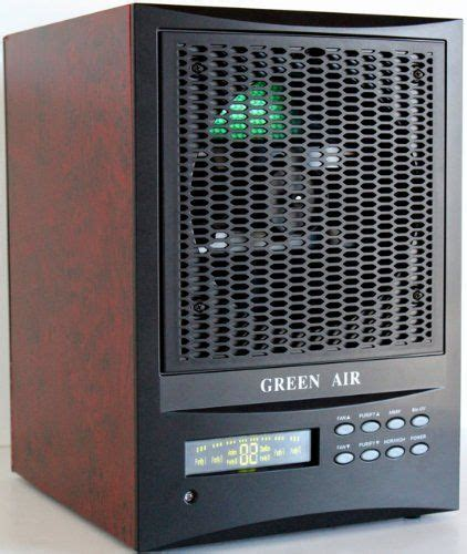 green air machine air purifier ozone generator fresh alpine cleaner list price 459 00 price