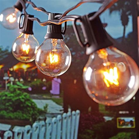 g40 string lights patio lights g40 globe string lights outdoor