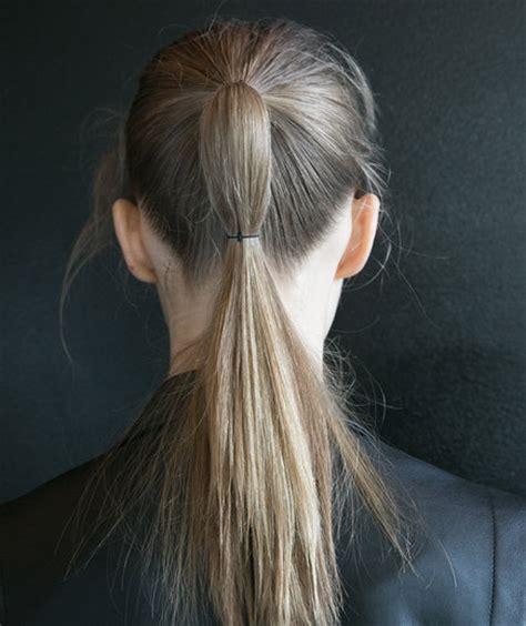 So Kuda Untuk Rambut Cepat Panjang yuk coba kucir ekor kuda dengan kreasi yang berbeda