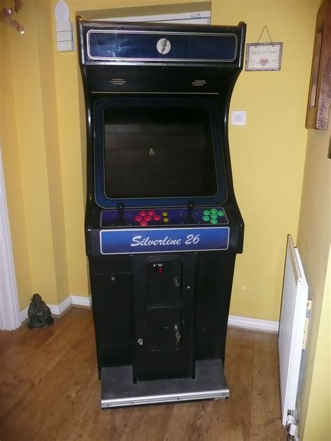 Arcade Cabinet by Arcade Cabinet Arrives The Begins Zxspectrum16k
