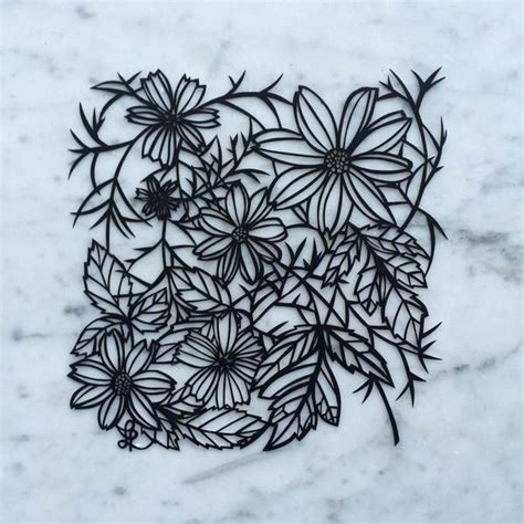 morgana wallace tutorial 25 best ideas about cut paper on pinterest paper