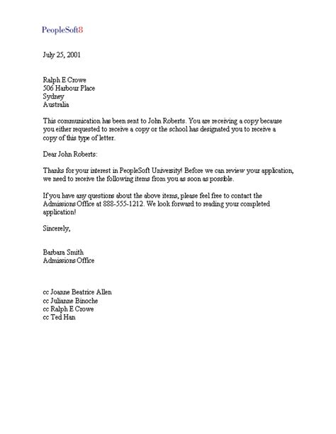 College Enrollment Verification Letter Template best photos of guardianship letter for school sle