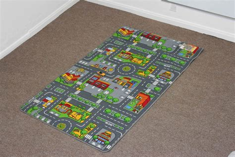 rug with roads road rug modelmatic
