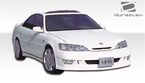 lexus es300 front bumper lexus es series front bumpers lexus es300 evo style front